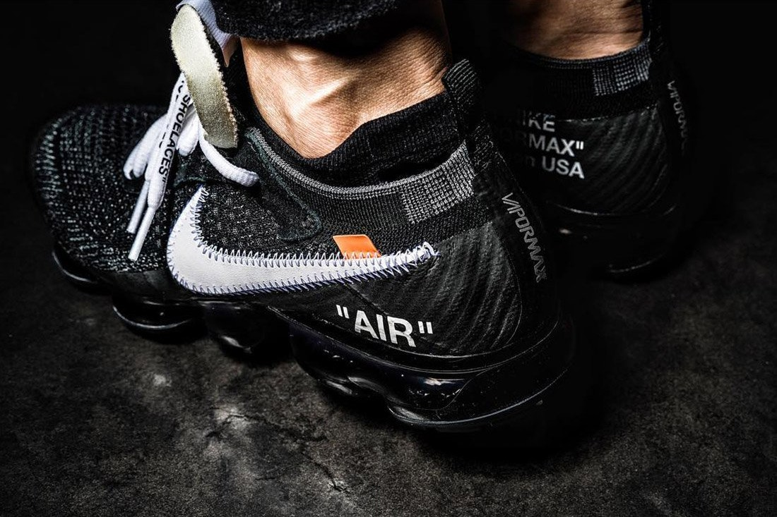 23c9b4bb99 Closer Look At OFF-WHITE X Nike Air VaporMax – GOODLAD