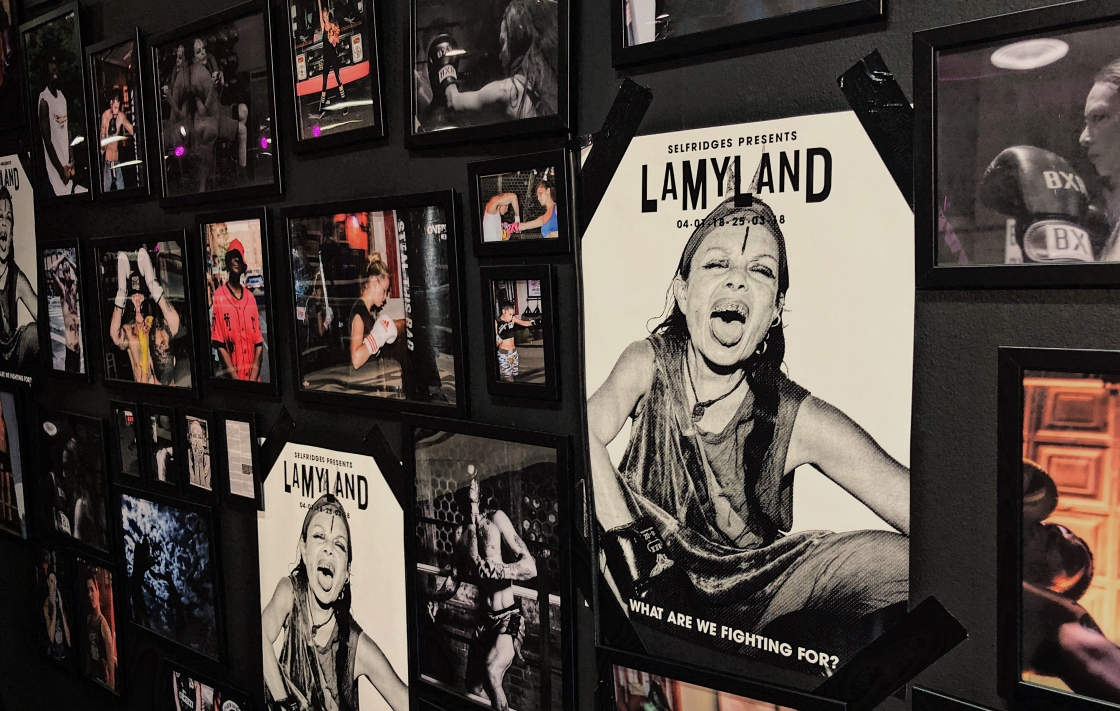 Lamyland at Selfridges