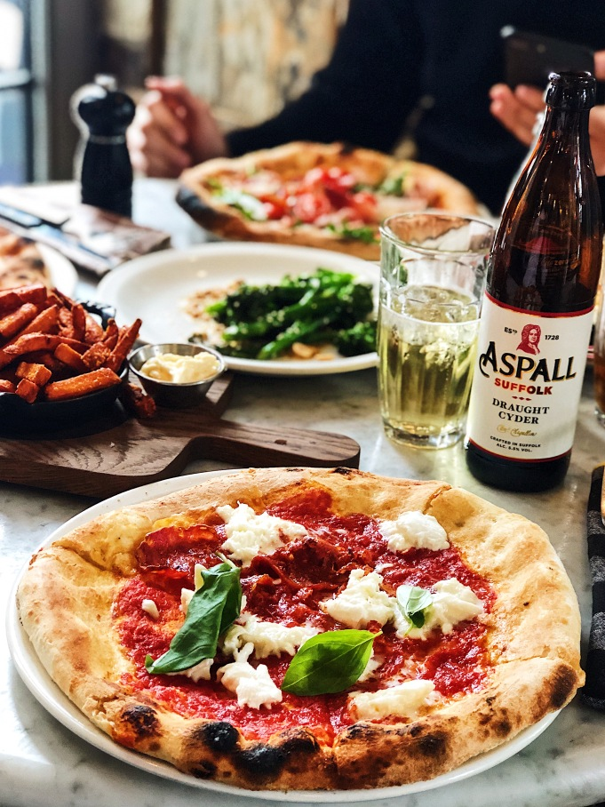 Salami Piccante - Pizza East