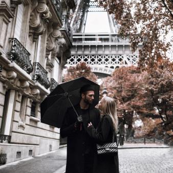 Time for Paris 🇫🇷